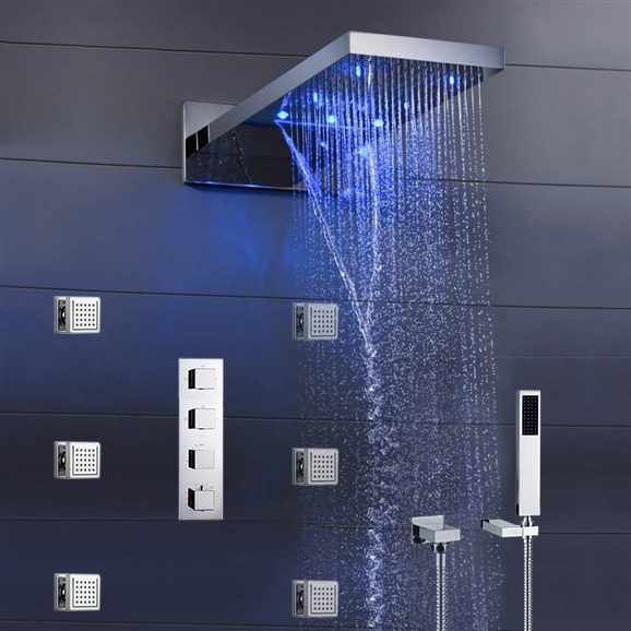 Use A High Pressure Shower Head For Your Daily Energizing Shower