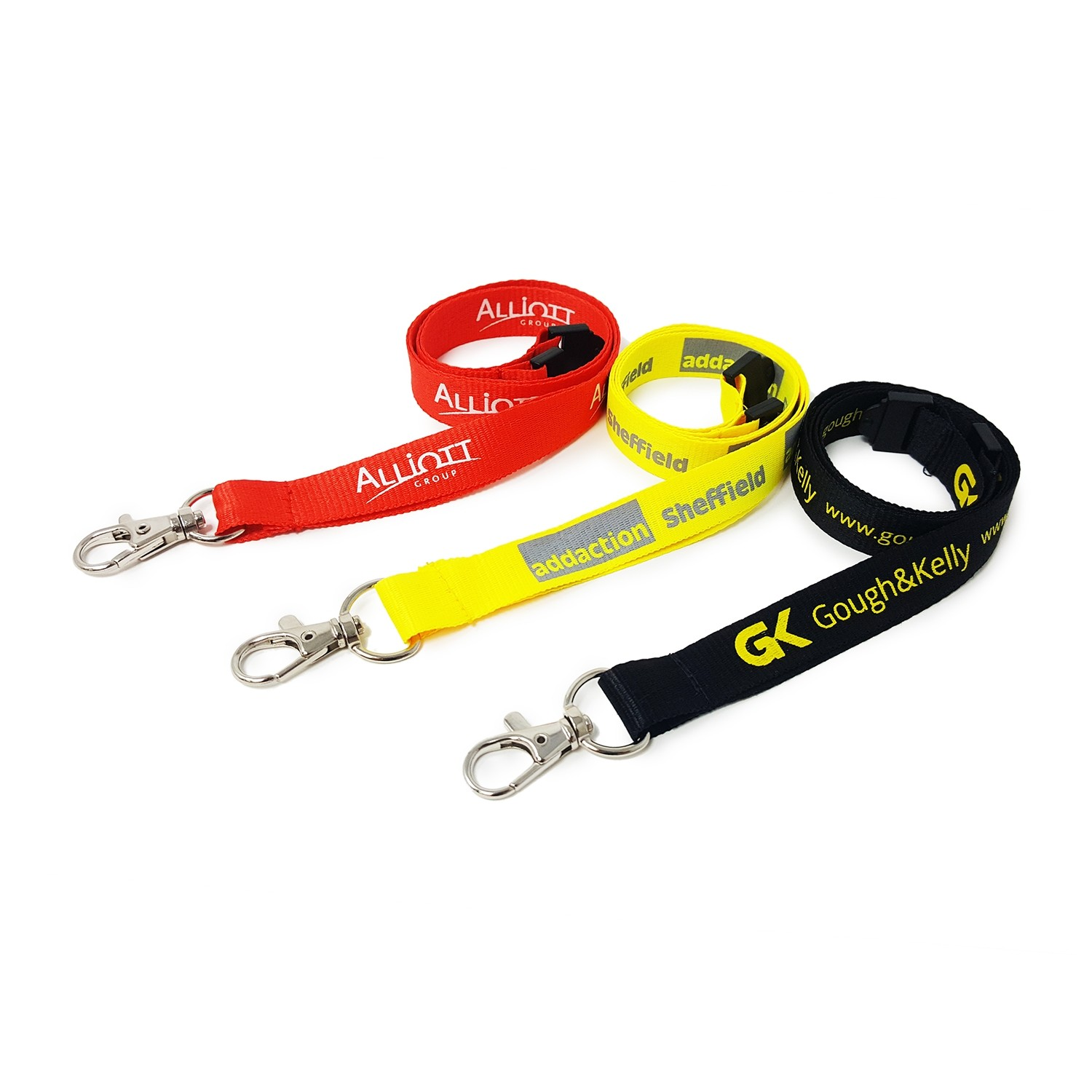 Getting Suitable Custom Lanyards For Your Business