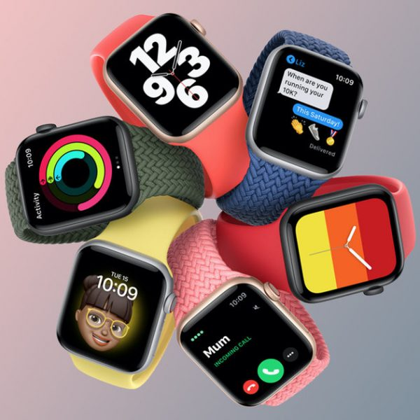 These Straps Work With The New Apple Watches